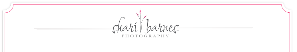 Shari Barnes Photography logo